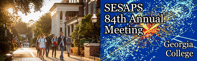 2017 SESAPS Meeting